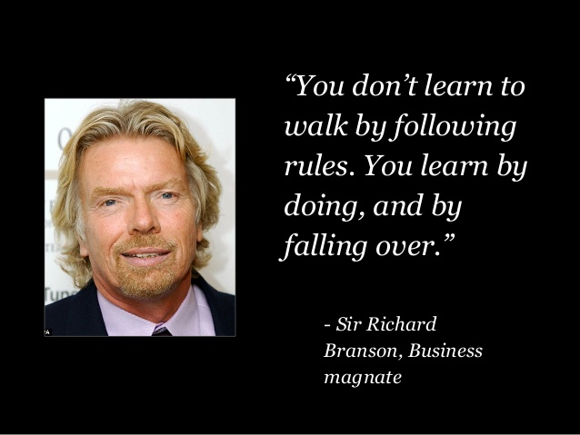 Top 10 Richard Branson Quotes on life and business – Noble ...